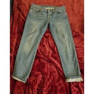 3e6190de41c Levis Jeans - Levis 501 Original (Taper lightweight jeans)